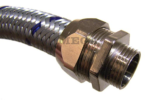 Nickel Plated Brass Fixed Fitting