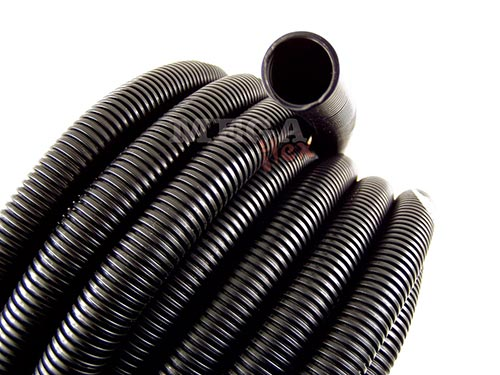 Corrugated Polypropylene Conduit (PP Conduit) for Wiring and Cable Management IP54 Rated