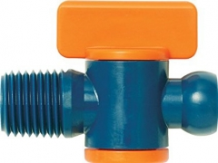 Tap Valve Male Thread to Socket 1/4