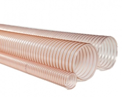 NEXT 07 Ester Based Polyurethane Smooth Bore Ducting - MEDIUM DUTY