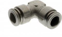 Stainless Steel Elbow Connector