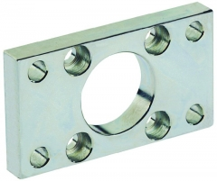 ISO 6431 VDMA Flange Mounting including Bolts