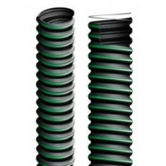 VULCANO TPR A Thermoplastic Rubber Flexible Ducting