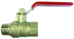 Lever Handle Ball Valve BSPP M/F