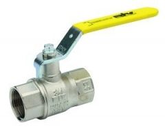 Lever Handle Ball Valve WRAS/Gas Approved F/F