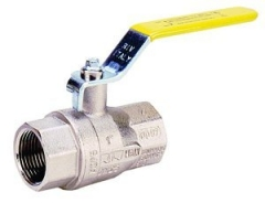 Lever Handle Ball Valve WRAS/Gas Approved High Pressure F/F