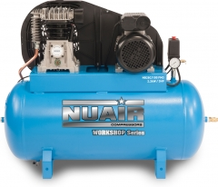 NB28C/100 FM3 230 Volt Piston Compressor