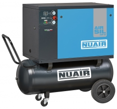 Low Noise Portable Fully Enclosed Piston Compressors