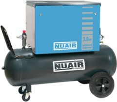 Low Noise Portable Piston Compressors