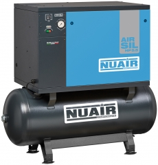 Low Noise Receiver Mounted Piston Compressors