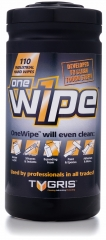 One Wipe (110 Tub) HW101