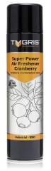 Super Power Air Freshener Cranberry R261