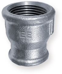 Concentric Reducing Socket Galv