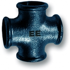 Equal Cross Black