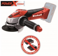 Power-X TE-AG 18 LI Angle Grinder - Naked Machine 18v Cordless
