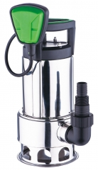 DWS Series Submersible Pumps Full Stainless - Dirty Water