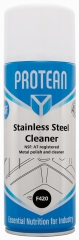 Stainless Steel Cleaner NSF F420 Food Area