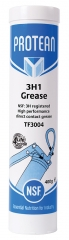 White Grease TF3004 3H1 High Performance Direct Food Contact