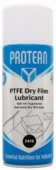 PTFE Dry Film Lubricant NSF F410 Food Area