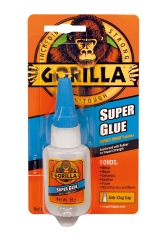 Single Gorilla Superglue 1 x 15grm
