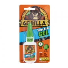 Single Gorilla Superglue Gel 15g