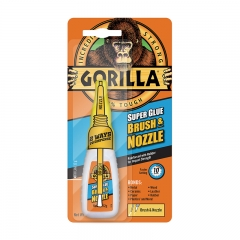 Single Superglue Brush & Nozzle 12g