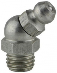 Grease Nipple 45 Angle Stainless Steel