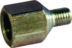 Straight Male Connector - Adaptor UNF/MM