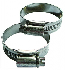 JCS Stainless Worm Drive Hose Clip