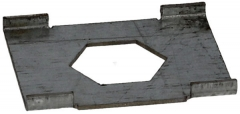 Twin - Heavy Duty - Safety Plate