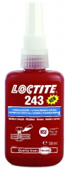 Loctite 243 Medium Strength Threadlocker