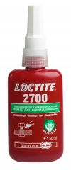 Loctite 2700 H&S High Strength Threadlocker - 50ml
