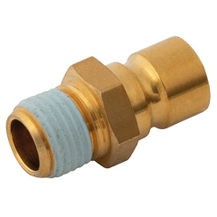 300/87 Series Adaptors BSPT Male