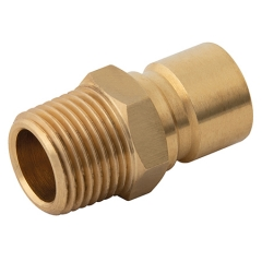 500 Series Adaptors BSPT Male