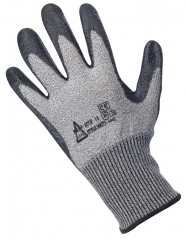 Nitrile Palm Coated Cut Resistant Level 5 Gloves