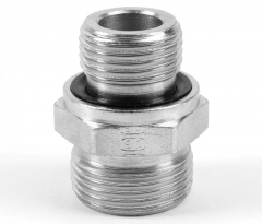 Parker EO Male Connector 24 deg Flareless/BSPP Form E
