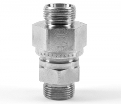 Parker EO Non Return Valve 24 deg Flareless / 24 deg Flareless