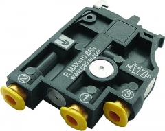 Push Buttons & Valves (Seperate Components)