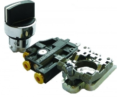 Selector Switch & Valve 4mm Push In