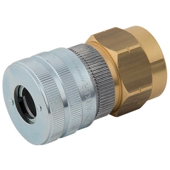 Schrader Heavy Duty Couplings 68 Series BSPP Female