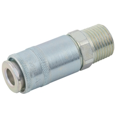 Airflow Couplings 19 Series BSPT Male