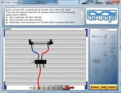 Pneumatic Interactive Course for your PC