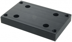 Pressure Booster Mounting Bracket 40/63/100mm