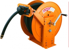 CRWM High Vis Manual Rewind Hose Reel Range