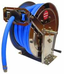 CRWM-SS Series Stainless Steel Manual Rewind Hose Reel Range