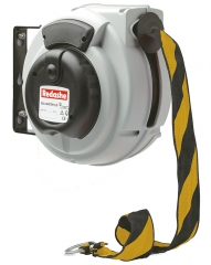 Warning Tape Barrier Reel Yellow/Black