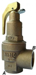 Nabic High Lift Safety Valve - Fig 500