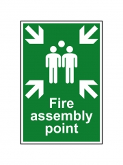 Safety Sign - Fire Assembly Point