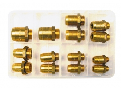 Sirit Male Stud Couplings Mix Box