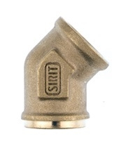 Swivel 45 Degree Elbow To Suit Male Swivel Studs